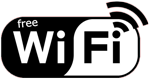 Free WI-FI at Lyall Street Service Station